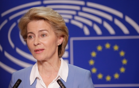 Еврокомиссия призвала узаконить гей-браки во всем ЕС