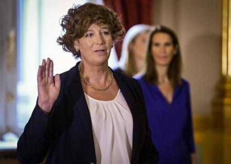 В Бельгии трансгендерная женщина стала вице-премьером