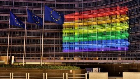 Еврокомиссия представила стратегию обеспечения равенства для ЛГБТ